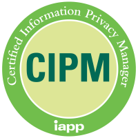 CIPM Training Course IAPP Certified Information Privacy Manager